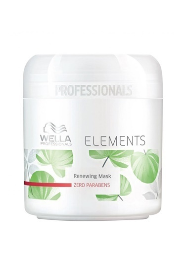 Wella Elements Onarıcı Maske 500 Ml Renksiz